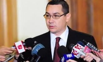 Ponta se confeseaza tuturor…