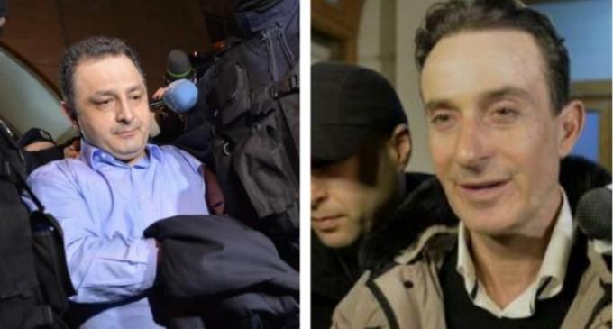 Radu Mazare si Vanghelie, de la omologi la Primarie la colegi de celula la Beciul Domnesc