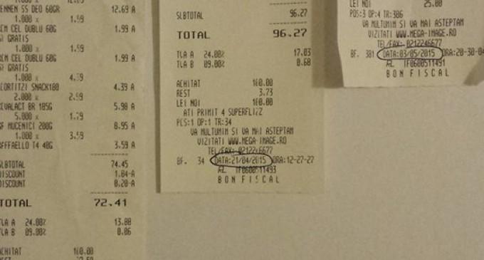 Minciuna ieftinirii preturilor de la 1 iunie. Mega Image mareste gradual preturile ca sa nu piarda din profit