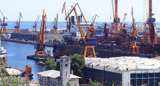 5.000 €, şpaga contra ANAF în Portul Constanţa REVISTA PRESEI