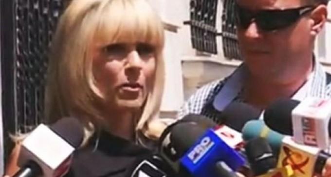 Elena Udrea nu a înţeles nimic din arest REVISTA PRESEI