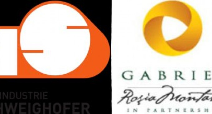 Trei similitudini Holtzindustrie Schweighofer – Gabriel Resources