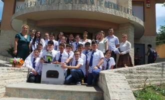 Campania Olimpiada Deşeurilor 2015 şi-a desemnat câştigătorii!
