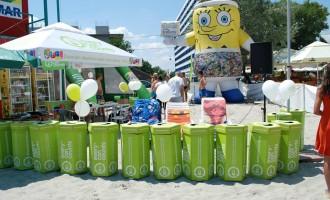 ExtravaCANza  te premiază pentru fiecare doză reciclată pe litoral