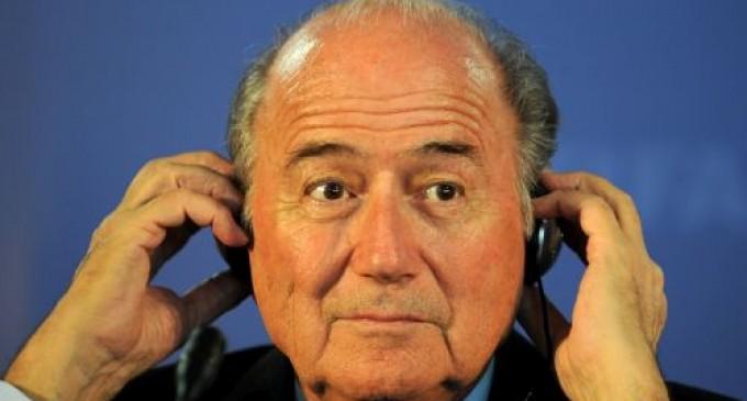 Sepp Blatter şi-a dat demisia REVISTA PRESEI