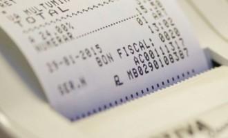 Care sunt bonurile fiscale câştigătoare la a doua extragere a Loteriei Bonurilor Fiscale