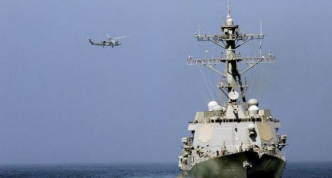 O nava militara franceza patruleaza în Marea Neagra. Ne simtim protejati?