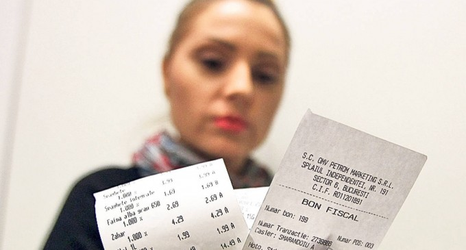Loteria bonurilor fiscale: Duminica 28 iunie, o noua extragere.