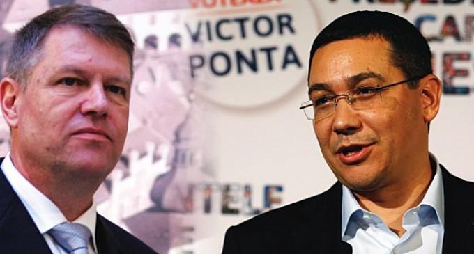 Ponta i-a mărit salariul lui Iohannis REVISTA PRESEI