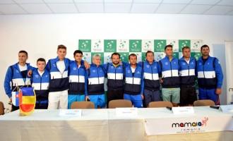 Cupa Davis  –  Romania vs Slovacia la Club Idu Mamaia