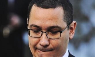 Ponta a devenit paranoic cu serviciile REVISTA PRESEI