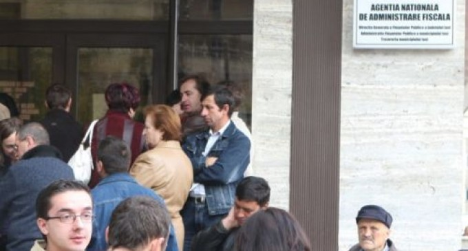 ANAF vrea să angajeze 1.000 de oameni REVISTA PRESEI