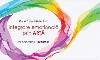 Exprimare emoțională prin artă. București, 21 noiembrie 2015