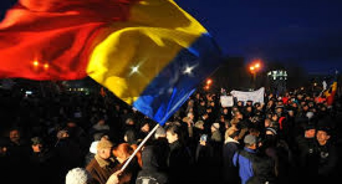 CONSECVENȚĂ! Proteste au continuat în țară  pentru a patra seară consecutiv !
