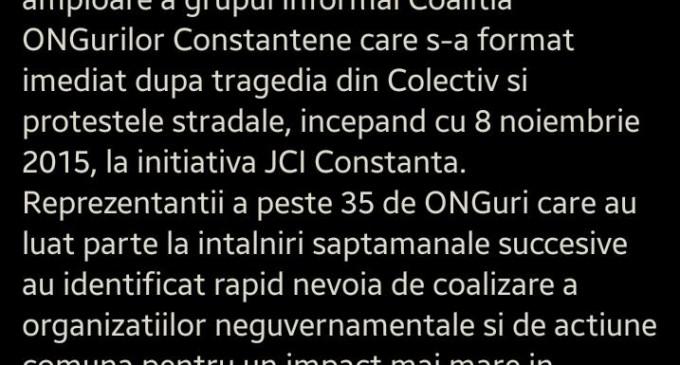 """JCI şi partizanii """"victoriei"""" de după evenimentul Colectiv au… o plenară CONTRA-EDITORIAL"""