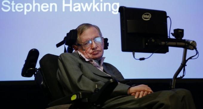 """""""Omenirea va supraviețui cu o singură condiție"""" e de părere savantul Stephen Hawking!"""