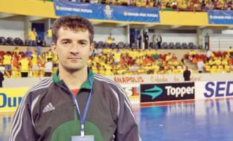 ONORANT! Un arbitru român va arbitra finala Europeanului de Fotbal în sală din acest an!