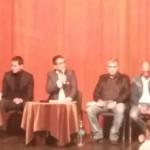 Casa de Cultură întâlnire Decebal F şi staff ul lui 26 Februarie 2016