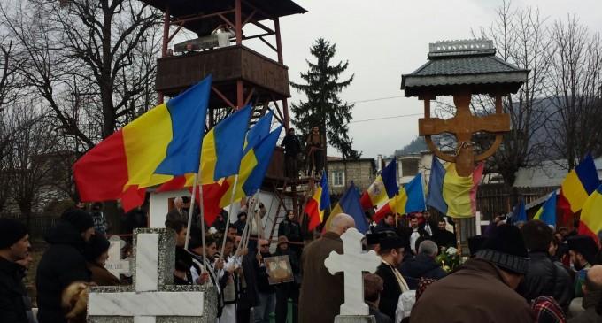 Ceasul demografic al României!