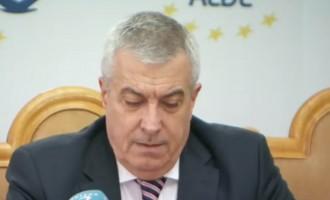 """Calin Popescu Tariceanu, despre raportul MCV: """"Cei de la Comisie nu au capacitatea de a analiza"""""""