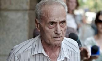 Alexandru Vișinescu a fost condamnat definitv la 20 de ani de închisoare pentru crime împotriva umanității!