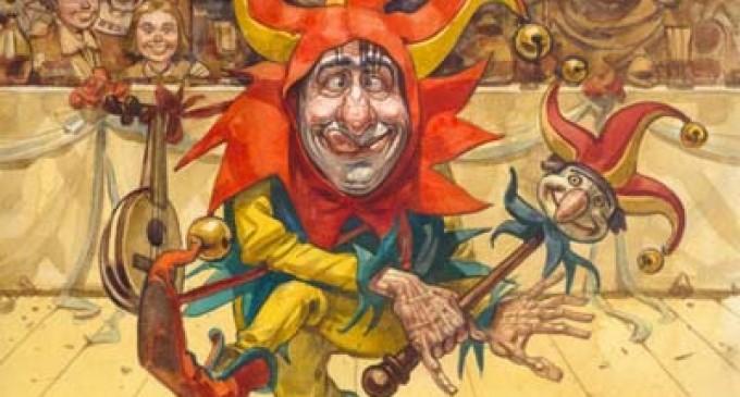 Alegoria cu boierii asupritori şi clăcaşii cei viteji
