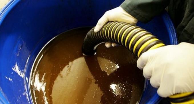 Protejarea mediului – colectarea uleiului uzat