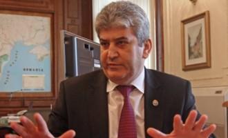 Gabriel Oprea, aviz favorabil pentru inceprerea urmaririi penale