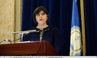 Un nou mandat de procuror şef pentru Codruța Kovesi !