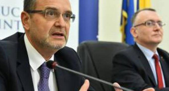 """Ministrul Educatiei, Adrian Curaj: """"Sunt îngrijorat de pierderile de talente din sistem"""""""