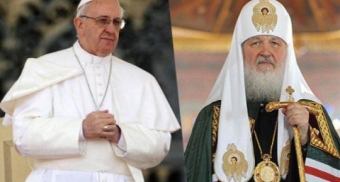 INEDIT! Papa Francis și Patriarhul Kiril s-au întâlnit şi au discutat în capitala Cubei, Havana!