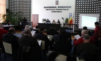 Aspecte din şedinţa CLM Constanţa din data de 23 Februarie 2016!