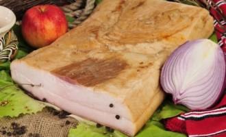 Beneficiile și importanța folosirii în alimentație a slăninii!