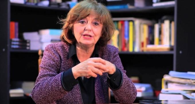 """ONORANT!Ana Blandiana a fost desemnată """"Poetul European al Libertăţii""""pe 2016!"""