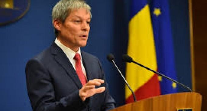 """ACTUAL! Dacian Cioloş-""""N-am fost, nu sunt şi nici n-o să fiu vreodată ofiţer acoperit !"""""""