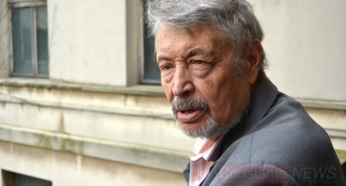 PREMIERĂ NEDORITĂ! Istoricului Gheorghe Dumitraşcu nu i s-a acordat titlul de cetăţean de onoare al Constanţei!