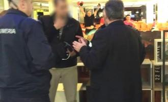 Atenţie, feriţi-vă! A ameninţat cu exorcizarea, acum a agresat o tânără doctorandă la Biblioteca Colorată – administraţia mall-ului şi a bibliotecii tăinuiesc cu laşitate cele întâmplate