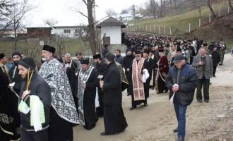 Document FOTO-VIDEO!Starețul Sfintei Mănăstiri Frăsinei Neonil Ștefan a trecut la cele veșnice!