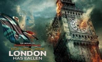 Cronică de film la London Has Fallen – Cod Roșu la Londra !