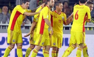 Gol frumos la debut umbrit de o prestație modestă a naționalei de fotbal a României !