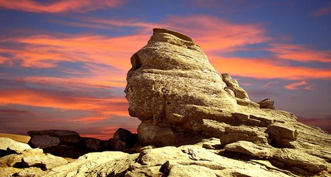SUPOZIȚIE! Sfinxul din Carpați- Adevăruri, legende și controverse ! Partea Întâi