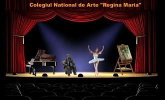 EXCLUSIV! Reportaj foto despre activităţile unor elevi şi profesori de la Colegiul Naţional de Arte Regina Maria din Constanţa!