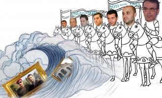 O Mare Alianţă a Dreptei – singurul val care poate spăla ruinele PSD-ului