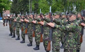 EVENIMENT! Ziua forțelor terestre a fost sărbătorită în Capitală!
