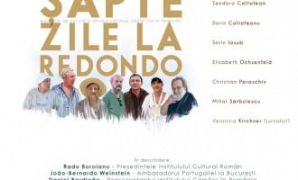 EVENIMENT CULTURAL! Expoziție de pictură Șapte Zile la Redondo în Foaierul Teatrului Naţional!