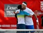 ENTUZIASMANT! Florin Mergea şi Horia Tecău sunt câştigătorii turneului de la Bucureşti- BRD Ţiriac Năstase Trophy!