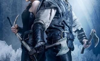 Prezentarea filmului Războinicul Vânător și Crăiasa Zăpezii (The Huntsman Winter's War)!