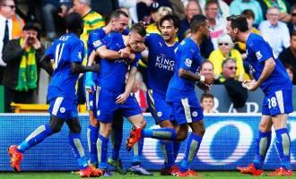 APROAPE CAMPIONI!Liderul din Premier League -Leicester City-încă un pas câştigat spre titlul istoric!