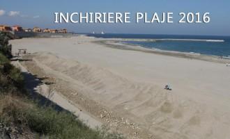 Exclusiv: Lista sectoarelor de plaja disponibile pentru inchiriere in 2016
