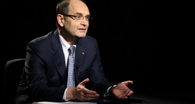 INEDIT! Ministrul Educaţiei Adrian Curaj vrea o schimbare de atitudine, de mentalitate în Sistem!